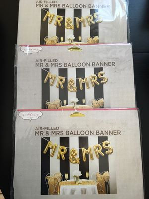 Wedding Balloons for Sale in Union City, CA