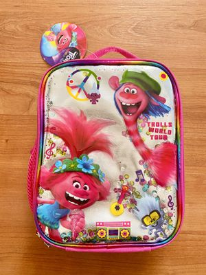 Brand NEW with Tags, Insulated Lunch Box, kids, girls school supplies for Sale in Surprise, AZ