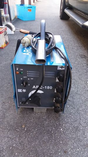 Arc-180 Welder for Sale in Morgan Hill, CA