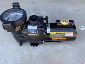 Pool Pump and Motor, JANDY Pro Series, Flopro for Sale in Riverside, CA