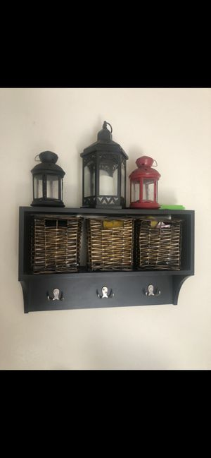 Wall hanging storage shelve for Sale in Sunnyvale, CA