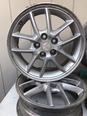 Eeclipse rims for Sale in Fresno, CA