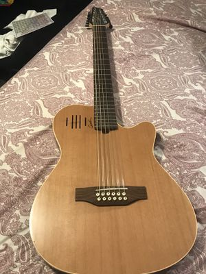 Godin A12 electric acoustic for Sale in Lynchburg, VA