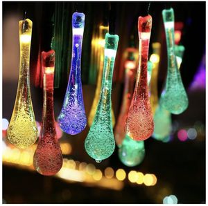 Outdoor string lights 13 ft 30 colorful for Sale in Miami, FL