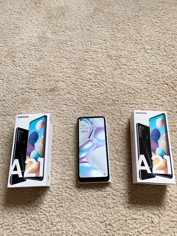 Samsung galaxy a21 Metro pcs new never used