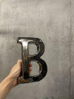 B Letter for Sale in Atlanta,  GA