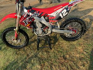 2010 HONDA CRF450R FUEL INJECTED for Sale in Clovis, CA