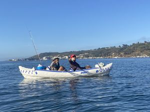 Sea Eagle Inflatable Boat Canoe for Sale in San Diego, CA