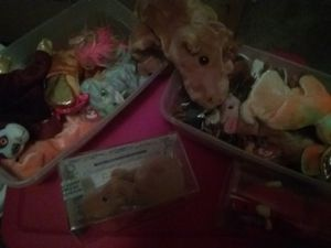 Ty rare beanie babies for Sale in Spring Branch, TX