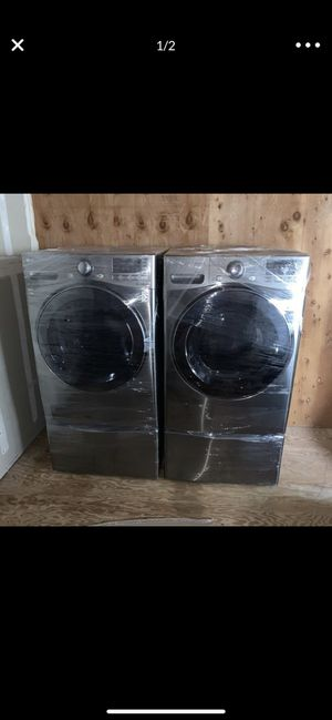 LG washer and dryer for Sale in Chula Vista, CA
