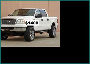 Price$1400 Ford F-150 Lariat for Sale in Frederick, MD