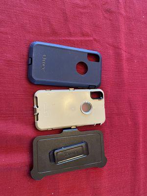 iPhone XS Max otter box case for Sale in Oak Creek, WI