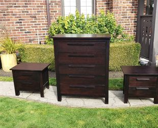 Dresser And Night Stands for Sale in Tacoma,  WA