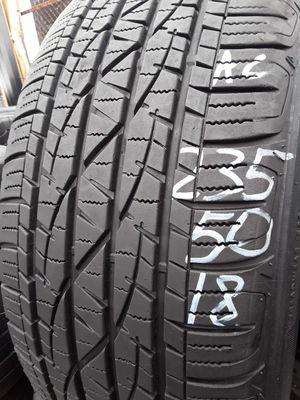 235/50-18 #1 tire for Sale in Alexandria, VA