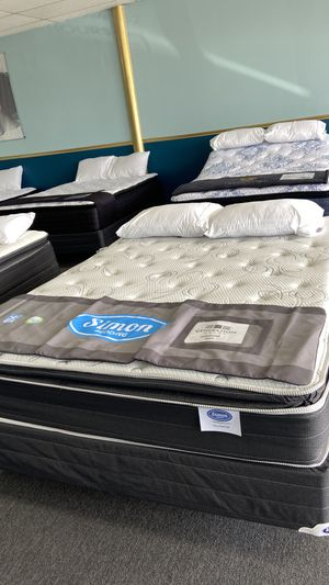 Great Quality Pillow Top Mattress ORFH for Sale in Arlington, TX