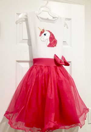 Unicornio dress unicorn for Sale in Lawndale, CA
