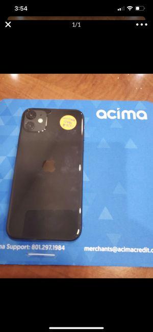 IPhone 11 128g unlocked Read description for Sale in Rialto, CA