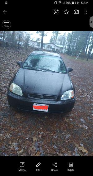 Honda Civic EX 5speed for Sale in Rice, VA