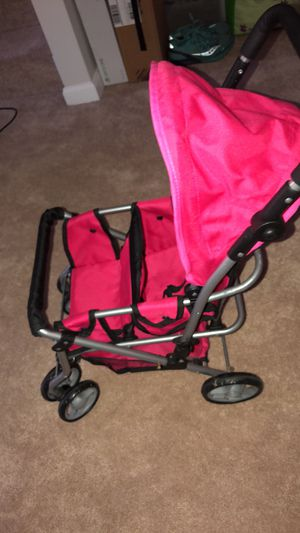 Double doll stroller for Sale in Purcellville, VA