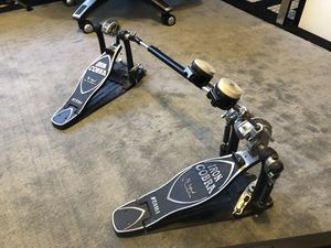 Double drum pedal iron cobra for Sale in Clermont, FL