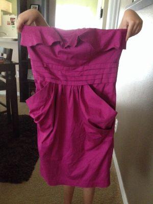 Jessica Simpson strapless dress for Sale in Apollo Beach, FL