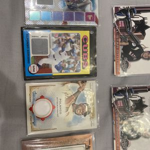 Baseball Worn Jersey Card for Sale in Hicksville, NY