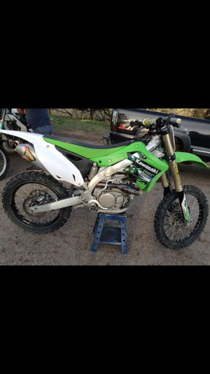 2014 Kawasaki 450KXF for Sale in Jacksonville, FL