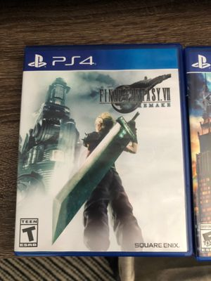 PS4 games for Sale in Chicago, IL