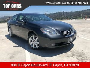 2008 Lexus es350 fully loaded for Sale in El Cajon, CA