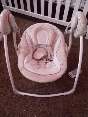 Ingenuity Baby Swing for Sale in Spartanburg, SC