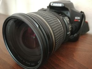 Canon T6 DSLR with 17-55mm f/2.8 and 18-55mm lenses for Sale in City of Industry, CA