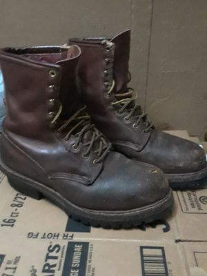 Red Wing Work Boots for Sale in Caseyville, IL