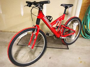 Cannondale Super V 400 Mountain Bike for Sale in Pittsburgh, PA