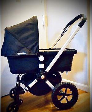 Bugaboo Convertible Basinet Stroller ***LIKE NEW*** for Sale in Spokane, WA