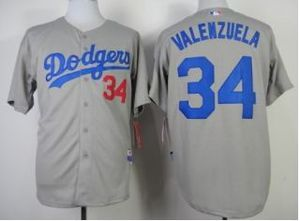 LA DODGERS VALENZUELA JERSEY SIZE large n 2XL 100% STITCHED for Sale in Colton, CA
