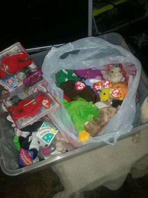 TY beanie babies and others for Sale in Phoenix, AZ