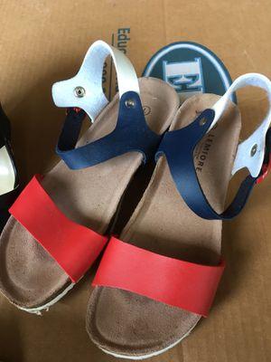 Summer strap sandal lemior us size 8 for Sale in Redmond, WA