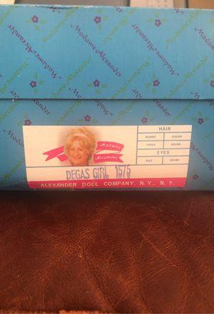 Madame Alexander doll for Sale in Las Vegas, NV