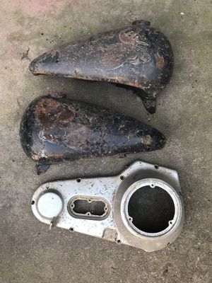 VINTAGE MOTORCYCLE PARTS for Sale in Lodi, CA