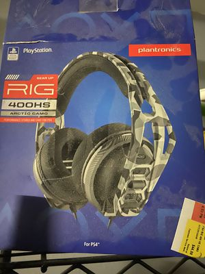 PS4 headset for Sale in Fort Meade, FL