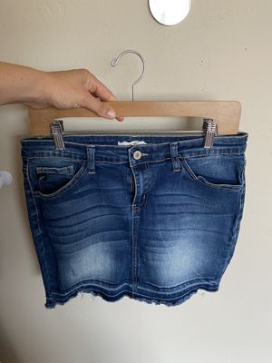 Jean skirt - medium (m) for Sale in San Diego, CA