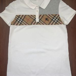 Size 10y Boys Burberry Shirt for Sale in Sacramento, CA
