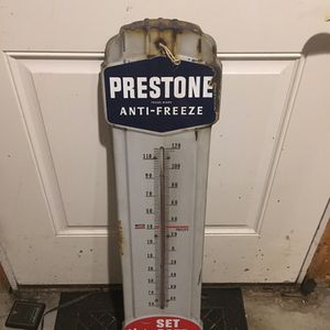 Pretone Thermometer for Sale in South Windsor, CT