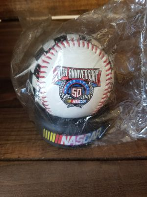 NASCAR 50th Anniversary Baseball for Sale in Westport, WA