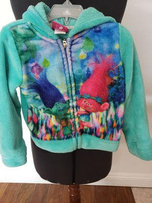 Trolls sweater jacket for Sale in Nuevo, CA