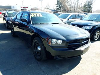 2009 DODGE CHARGER $4,700 for Sale in Garden City,  MI