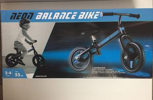 Toddler balance bike. New!! for Sale in Austin, TX