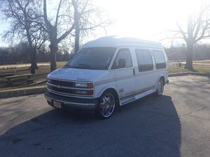 1996 chevy express custom for Sale in Philadelphia, PA