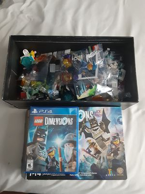 Lego Dimensions PS4 for Sale in Bakersfield, CA