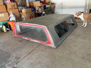 Short bed truck camper shell for Sale in Mesa, AZ